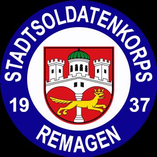 Stadtsoldatenkorps Remagen Logo